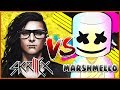 Skrillex VS Marshmello Only Official Music Video mp3