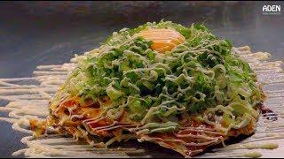 Pancake (Okonomiyaki) - Japanese Style