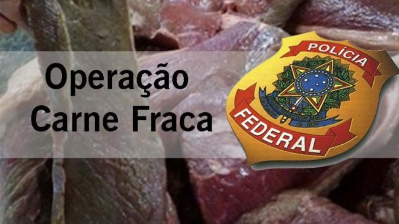 CARNE FRACA: Justiça determina afastamento de 39 fiscais investigados na 4ª fase da Operação