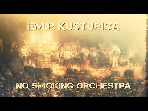 Emir Kusturica & The No Smoking Orchestra (2015) Wrocław