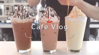 Cafe Vlog 카페 브이로그 |  다크 초콜릿 VS…