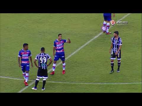 Melhores Momentos - Fortaleza 0 x 2 Ceará - Campeonato Cearense (04/02/2018)