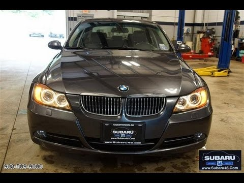 2006 bmw 3 series 330xi awd sedan youtube. Black Bedroom Furniture Sets. Home Design Ideas