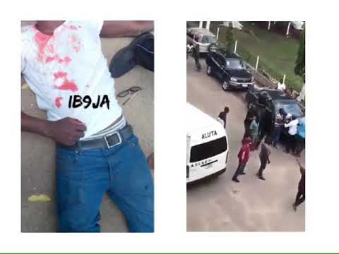 Drunk NDLEA Officer Kills Civil Servant With Matchet At LG Secretariat.