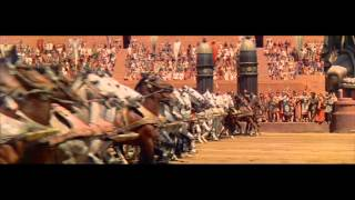 Parade Of The Charioteers Ben Hur