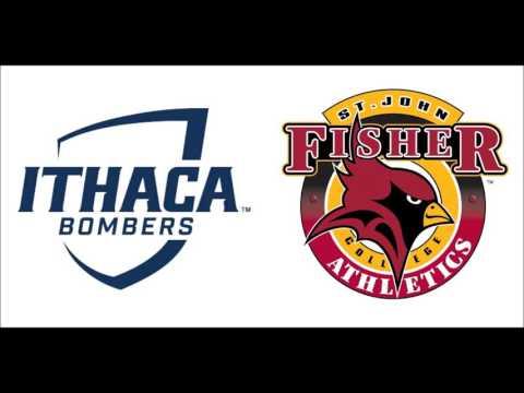 Ithaca Football vs. St. John Fisher on VIC Radio 10/31/15