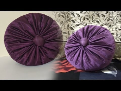 DIY | Make Pillow From Old Clothes | My Arts And Crafts