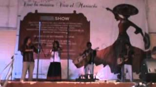 Mariachi Los Pitayeros - La Media Calandria   XI Encuentro Mariachi Tradicional