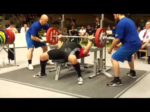 IPF Classic 120 kg Class Highlights and British Men