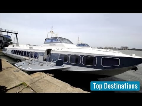 Hydrofoil Cruise Boat at Cochin | Manorama Online