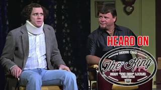 Jerry Lawler shoots on Jim Carrey being obnoxious on set of Man on the Moon
