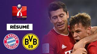 Résumé : Kimmich offre la Supercoupe au Bayern contre Dortmund d'un but gag miraculeux !