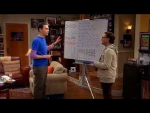 Sheldon's Mind Baby + Celebration Dancing (TBBT: The Romance Resonance)