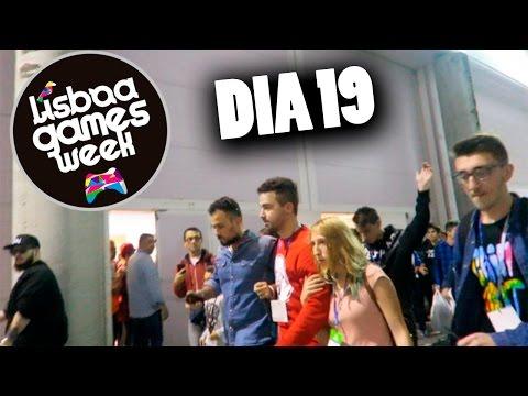 LISBOA GAMES WEEK - DIA 19