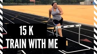 TRAIN WITH ME - 15K WITH NIKE RUN CLUB APP