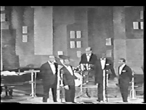 The Golden Gate Quartet - Swing Down Sweet Chariot