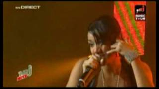 Brick and Lace - Love is wicked - live NRJ TOUR