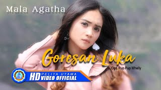 Mala Agatha - GORESAN LUKA ( Official Music Video ) [HD]