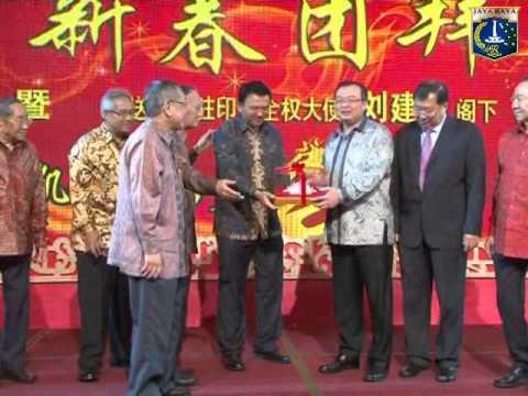 05 Feb 2014 Wagub Basuki T. Purnama Menghadiri Acara Perayaan Tahun Baru Imlek 2565