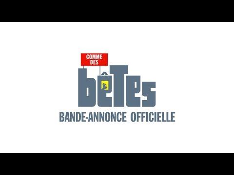 Comme Des Bêtes / Bande-annonce officielle VOST [Au cinéma le 27 juillet 2016] streaming vf