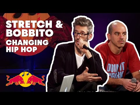 Stretch & Bobbito Lecture (San Francisco 2012) | Red Bull Music Academy