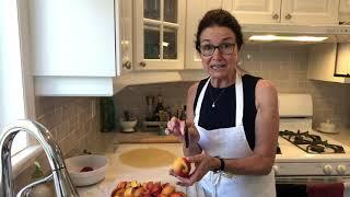 TARTE AUX PÊCHES SUR LE BBQ - Le labo culinaire de Christina (11)