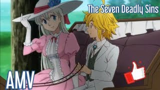 Download lagu Meliodas & Elizabeth [AMV] Rewrite The Stars
