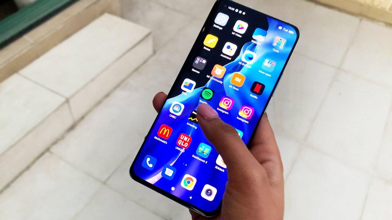 Hands-on with Xiaomi's Mi 11