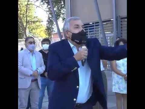 Morales durísimo con los vecinos de Campo Verde