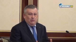 Александр Дрозденко о сотрудничестве Ленобласти и Петербурга