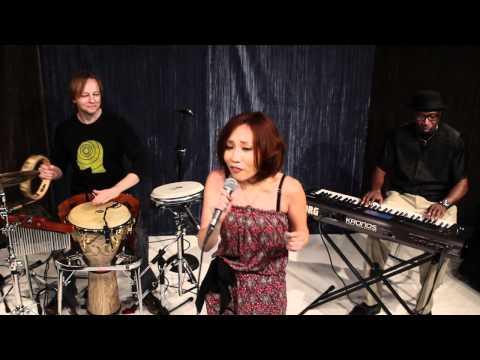 The Ruco Nishino Trio Perform in the LP Studio
