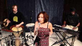 The Ruco Nishino Trio Perform in the LP Studio