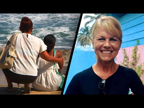 Students Say Goodbye to Beloved Teacher in Dominican Republic