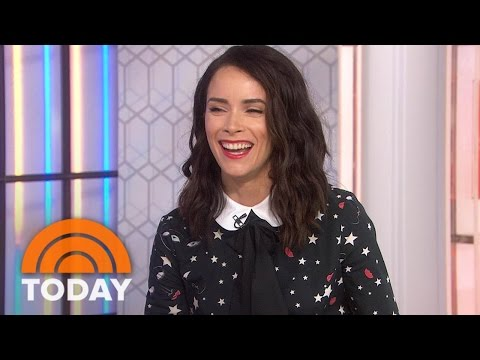 Abigail Spencer: How Kathie Lee Helped Me Get My Start In Hollywood  TODAY