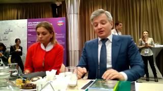 Министр Культуры Кибовский о Новой Москве