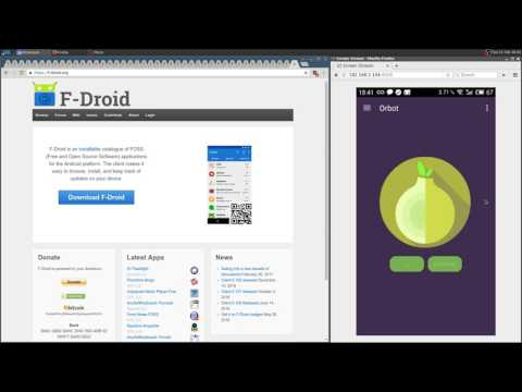 Install F-Droid On Your Android Device