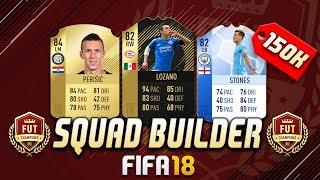 150K FUT Champions Squad Builder FIFA 18 [Dansk]