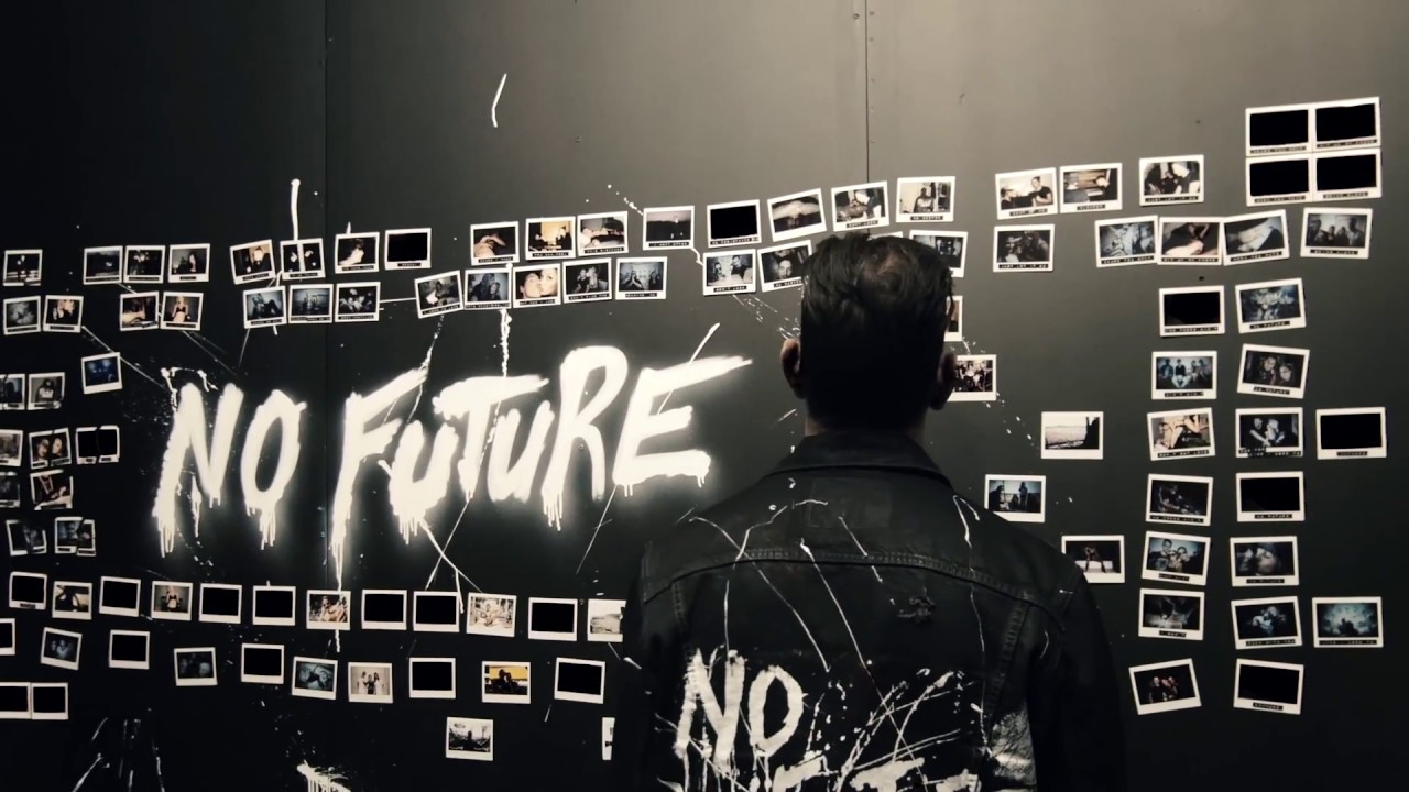 Shaun Frank - No Future feat. DYSON (Lyric Video)
