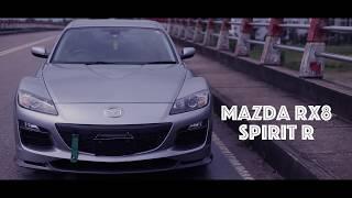 Mazda RX-8 Spirit R In Bangladesh