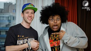 A-F-R-O - interview on R.A. The Rugged Man, MF DOOM, acting, making beats; freestyle (Popkiller.pl)