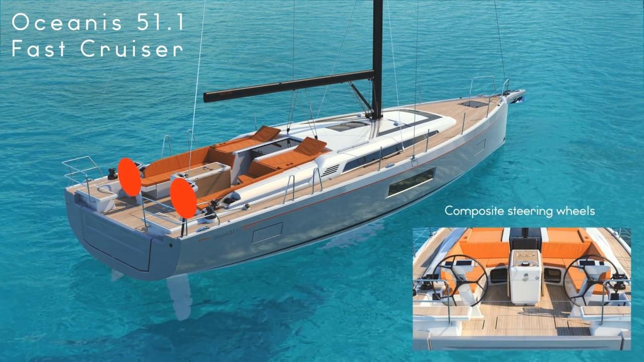 Current trends in sailing yacht design 2018 -- boot Düsseldorf