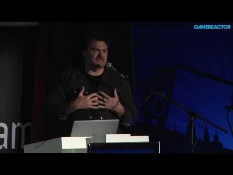 Tim Schafer - Dreams, Machines and Inspiration - Full Presentation Gamelab 2014