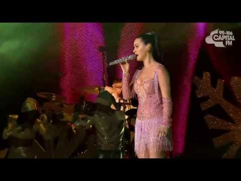 Katy Perry   'Roar' Live Performance, Jingle Bell Ball 2013