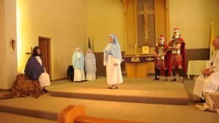 Journey with Jesus to Calvary: Mary