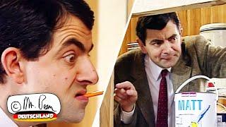 Hausrenovierung mit Mr. Bean