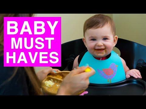My Favorite Baby Products & Newborn Essentials!