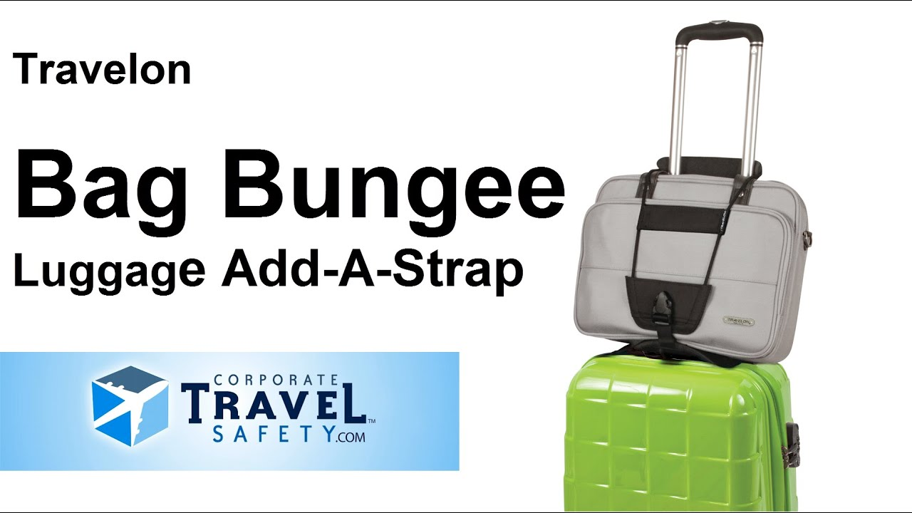 66ec17ede1c2 Bag Bungee Add A Bag Luggage Strap Travelon