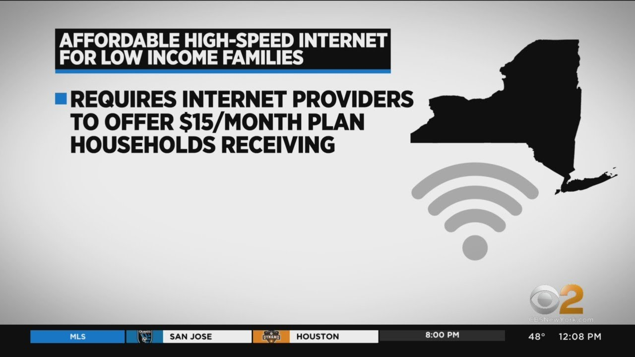 The government wants to pay your Internet bill for a few months ...