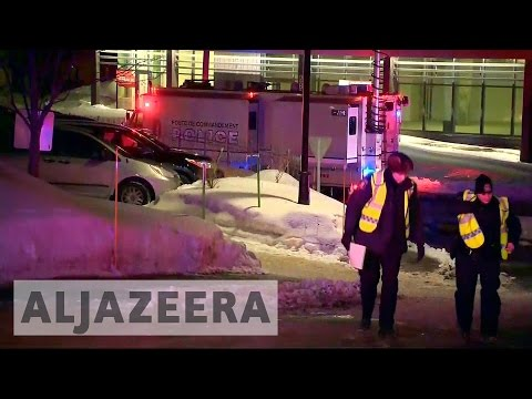 Six dead in Quebec City mosque attack