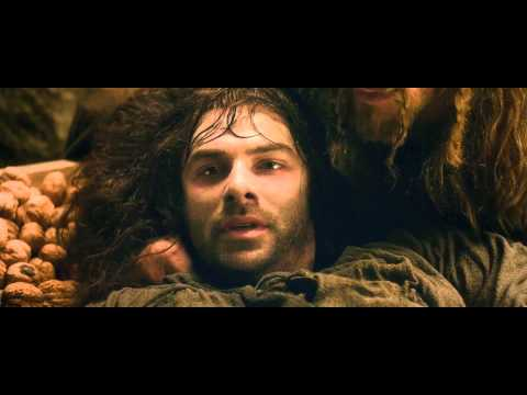 The Hobbit: The Desolation of Smaug - Tauriel heals Kili